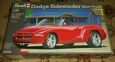New Revell Germany 1:25 Dodge Sidewinder Show Truck Car Model Kit 07378