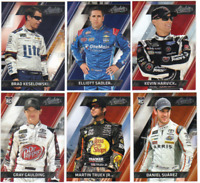 2017 Panini Absolute Racing NASCAR - Base Set Cards - Choose From Card #'s 1-100