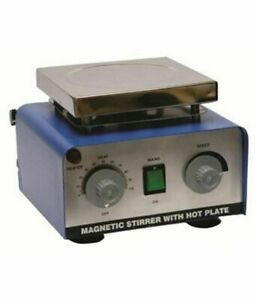 MAGNETIC STIRRER WITH HOT PLATE 5000ML WITH TEFLON BAR