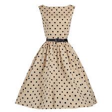 Vintage Rockabilly 50er Jahre Partykleid Petticoat Swing Abendkleid Tanzkleid