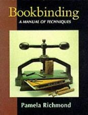 Bookbinding: A Manual of Techniques-ExLibrary