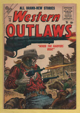 Western Outlaws #15 June 1956, Marvel, 1954 Series VG