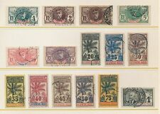 Used Collections Stamps