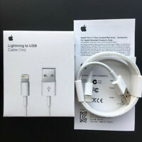 Genuine Original OEM Apple iPhone Lightning USB Cable Charger FREE SHIP @CHICAGO