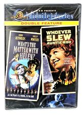 Whats the Matter with Helen/Whoever Slew Auntie Roo (DVD, 2002) NEW