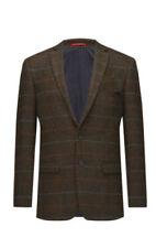 Completi e abiti sartoriali da uomo blazer marrone taglia 54