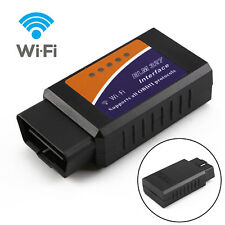 Super WiFi OBD2 Car Diagnostic Scanner Scan Tool for iPhone iOS Android Phone UK