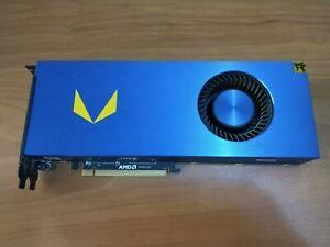 AMD Radeon RX Vega 64 Frontier Edition 16GB GPU HBM2 VRAM Graphics Card PC