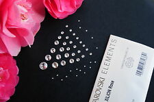 SWAROVSKI CRYSTALS  FOILED FLAT-BACK 2058 - ALL THE POPULAR COLOURS IN ALL SIZES