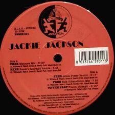 JACKIE JACKSON - Free - 1996 Prince Records – PRMIX 001