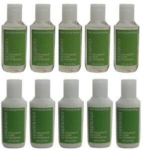 Bath & Body Works Coconut Lime Verbena Shampoo & Conditioner 5 of each