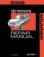 toyota 4runner repair manual | eBay