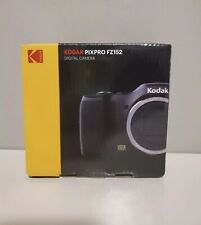 New KODAK PIXPRO FZ152 Compact Digital Camera - 16MP 15X Optical Zoom (Black)
