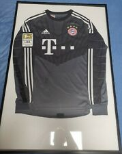 FC Bayern München Trikot Manuel Neuer Unterschrift Autogramm Signiert Gr. 176