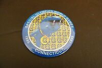 Vintage Special Olympics World Games 1995 Connecticut Pin (#13A148)