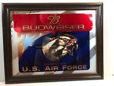 2002 Budweiser Salutes the U.S. Air Force Mirror