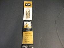 """NOS Vintage Talon Trousers Zipper Beige 11"""" 1971 Donahue Sales Style 335 New"""