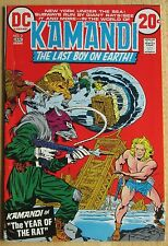 "DC Comics ""KAMANDI"" THE LAST BOY ON EARTH  # 2, Photos Show Good Condition"