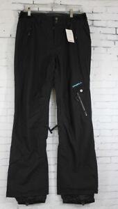 O'Neill Harmony Snowboard Pants, Women's Medium, Black Out New