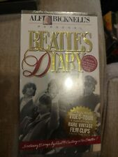"""Beatles VHS Lot - NEW """"Beatles Diary""""(1997) and """"The Compleat Beatles""""(1982)"""
