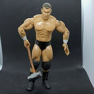 WWE WWF Superstar Randy Orton Action Figure Jakks Pacific 2003