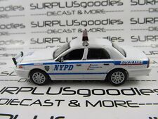 Greenlight 1:64 LOOSE NYPD 2011 FORD CROWN VICTORIA INTERCEPTOR Auxiliary Police