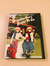 Olsen Twins DVD 'To Grandmother's House We Go' Sealed New Snapcase OOP 2004