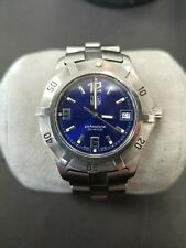 Tag Heuer Watch With Original Box