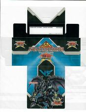 Yugioh Duelist Entry Deck VS Dragon King Pendragon Promo Storage Card Deck Box