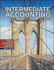 Intermediate Accounting 17th Edition By Kieso Weygandt Warfield