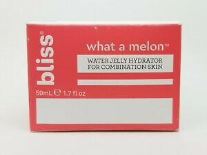 Bliss What A Melon Water Jelly Hydrator For Combination Skin 1.7 oz