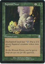 Squirrel Nest Odyssey MtG NM