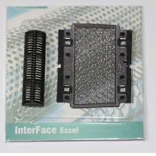 628 Foil + Cutter for Braun Interface Series 3000 3310,15 3600,10,12,14,15, 3731
