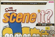 Scene It - The Simpsons by Mattel - Lightly played with