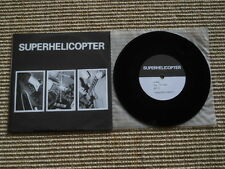 Superhelicopter Rock 'n' roll Nightmare' 7'