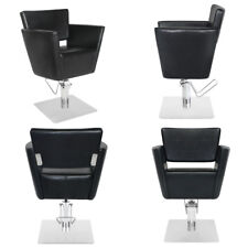 Barber Beauty Salon Equipment Hydraulic Hair Styling Chair Package 4 x Sc-04Blk