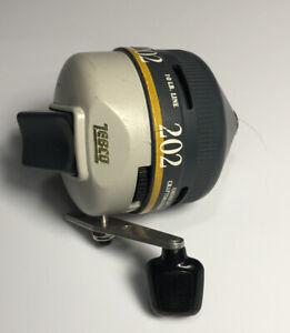 Zebco 202 Fishing Reel 1989, High Quality, Very Nice Look!