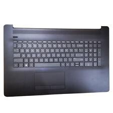 New for HP 17Z-CA 17-BY Palmrest Backlit US Keyboard w/Touchpad Black L22751-001