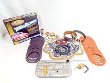 Turbo 400 Transmission Super Master Rebuild Kit w/ Stage-1 Clutches & Shift Kit