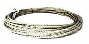 30m Winch cable, 10mm diameter: Trailers/Transporters/Recovery/Salvage Vehicles