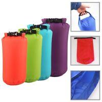 Wasserdichte Tasche Outdoor 8L/15L Packsack Dry Bag Seesack Schwim Kanu Beste