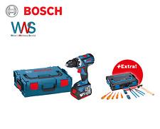 BOSCH Akku-Bohrschrauber GSR 18V-60C, 2x 5Ah-Akkupack, L-BOXX + Gedore-BOXX NEU!