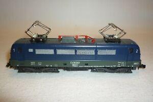 Lima - Scala N - 207 Locomotiva Elettrica E 410001 (15.EI-123)