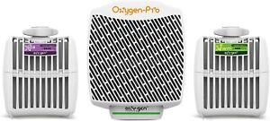 Oxygen-Pro Commercial Air Freshener/Deodorizer Kit. With KLEER & NEUTRA LOX