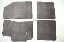OEM FLOOR MATS SET 4 PIECE FRONT REAR TOYOTA CAMRY 92 93 94 95 96 TAUPE GREY