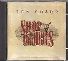 Ten Sharp – Shop Of Memories   cd