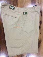 """Howler Brothers Nylon Shorts Mens 38 Waist 10"""" InseamHeed The Call Beige 🎣 662"""
