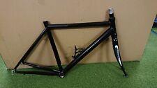 Road aluminium bike frame with deda carbon fork