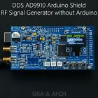 DDS AD9910 600MHz 1.5GSPS Shield RF Generator Low Noise Spurs WITHOUT ARDUINO