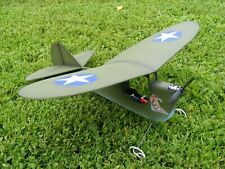 """""""Aeronkish"""" RC indoor park flyer electric model airplane kit WITH POWER SYSTEM"""